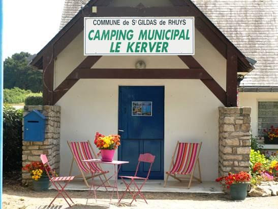 Camping Municipal du Kerver Camping-municipal-du-Kerver-Accueil-Saint-Gildas-de-Rhuys-Morbihan-Bretagne Sud