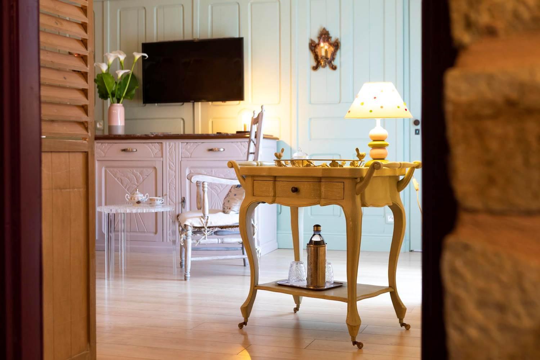 Détail décoration Chambre de Léa ©