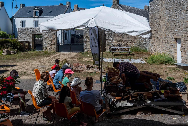 musee de prehistoire-carnac-Morbihan Bretagne sud-09 © Meero