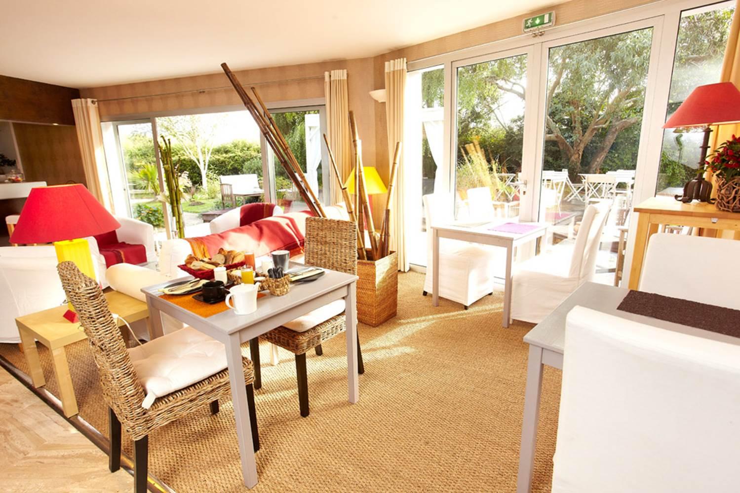 Hôtel Carnac Lodge-Plouharnel-Morbihan Bretagne sud ©