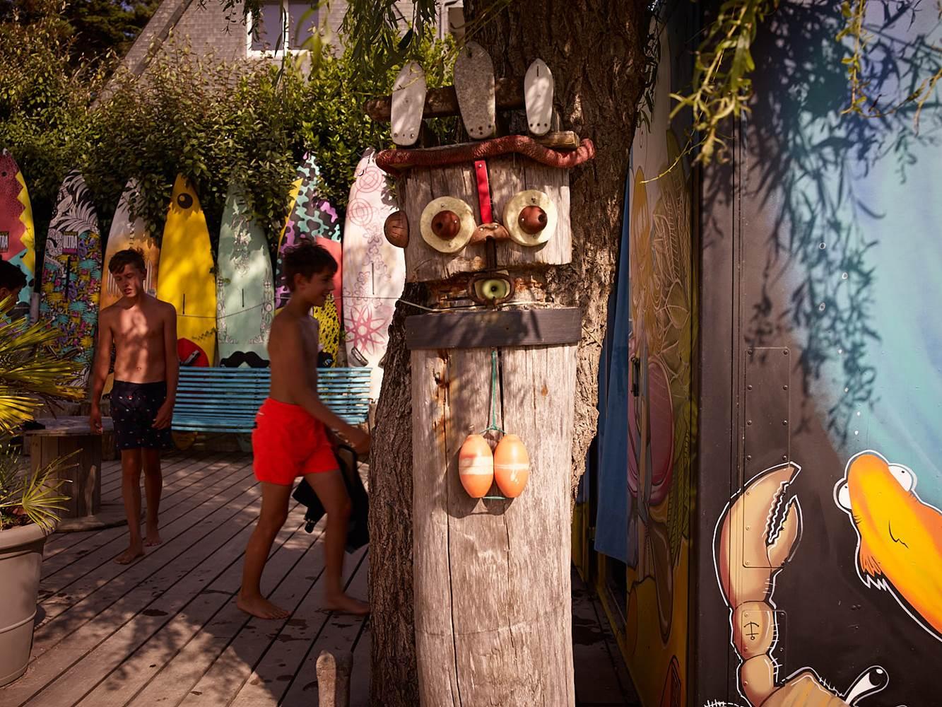 Club Nautique du Rohu - Polo, notre Totem ©