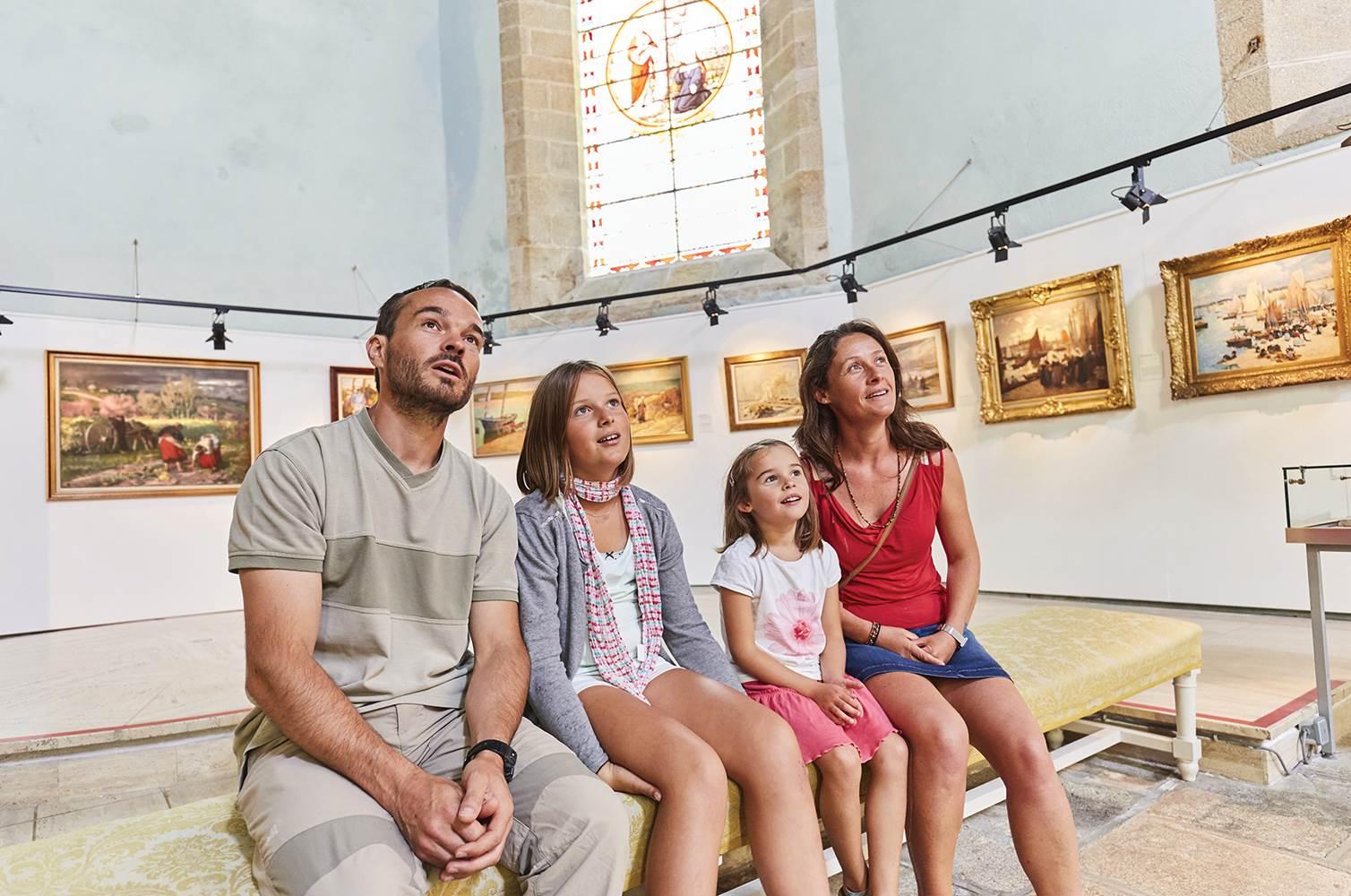 Un musée à visiter en famille ! © Alexandre Lamoureux ©
