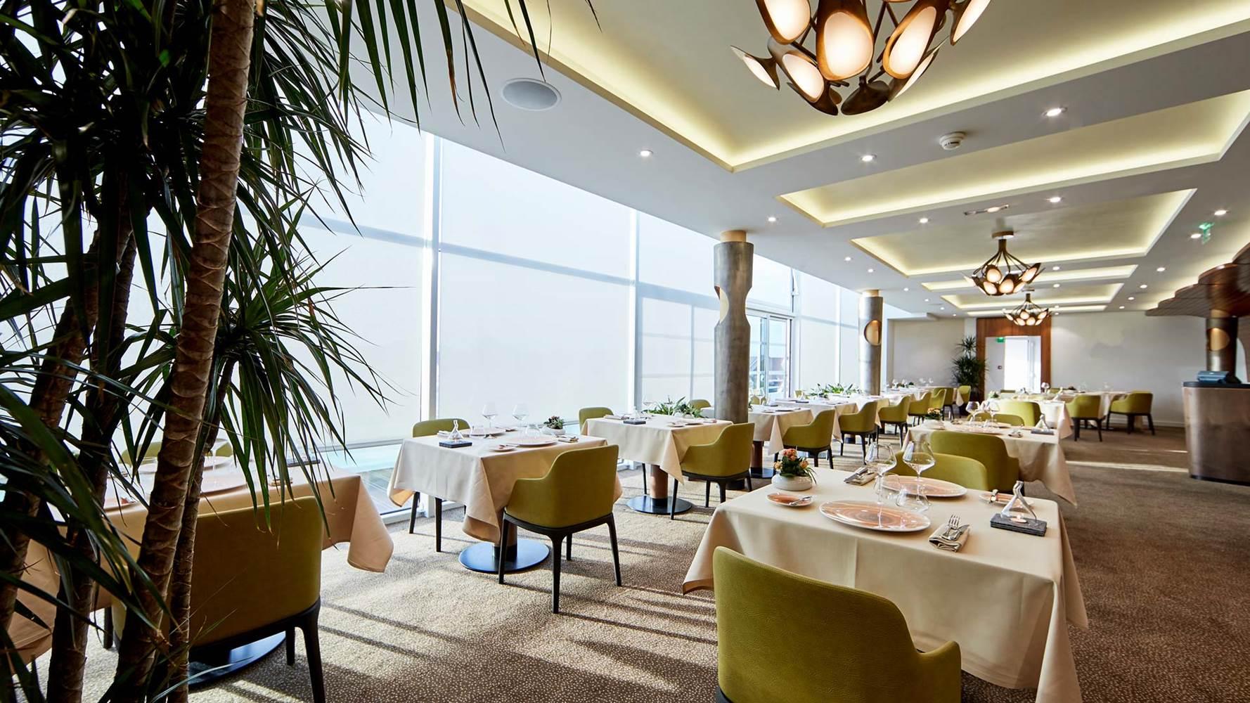 Restaurant Gastronomique Le Be ©