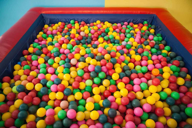 Piscine à Balles ©