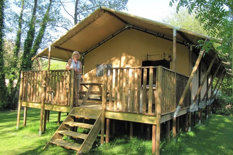Camping-Art-Nature-Village-La Gacilly-Morbihan-Bretagne-Sud ©