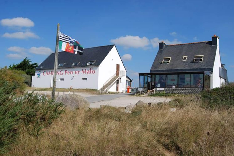 Camping-de-Pen-Er-Malo-Guidel-Groix-Lorient-Morbihan-Bretagne-sud © Camping Pen Er Malo