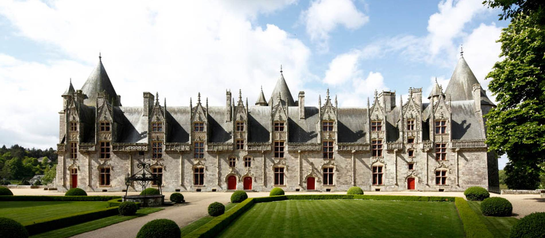 Château-et-parc-de-Josselin-Morbihan-Bretagne-Sud © ©D-Bordes
