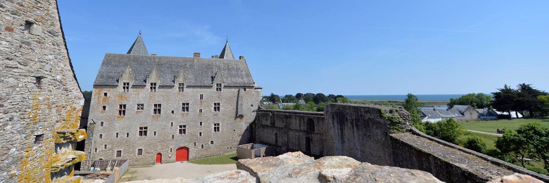Domaine de Suscinio - Sarzeau - Morbihan - Bretagne Sud-06 © Michel RENAC