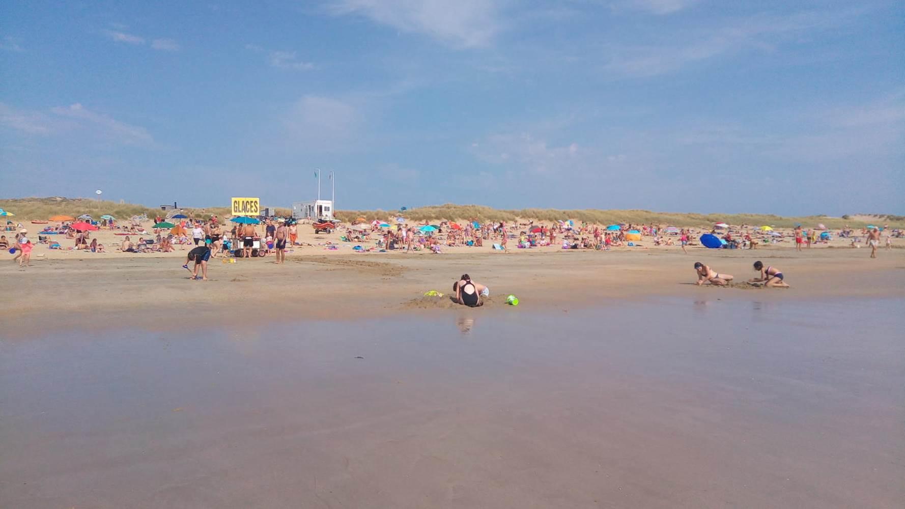 La plage de Kerhilhio à Erdeven - à 3 ©