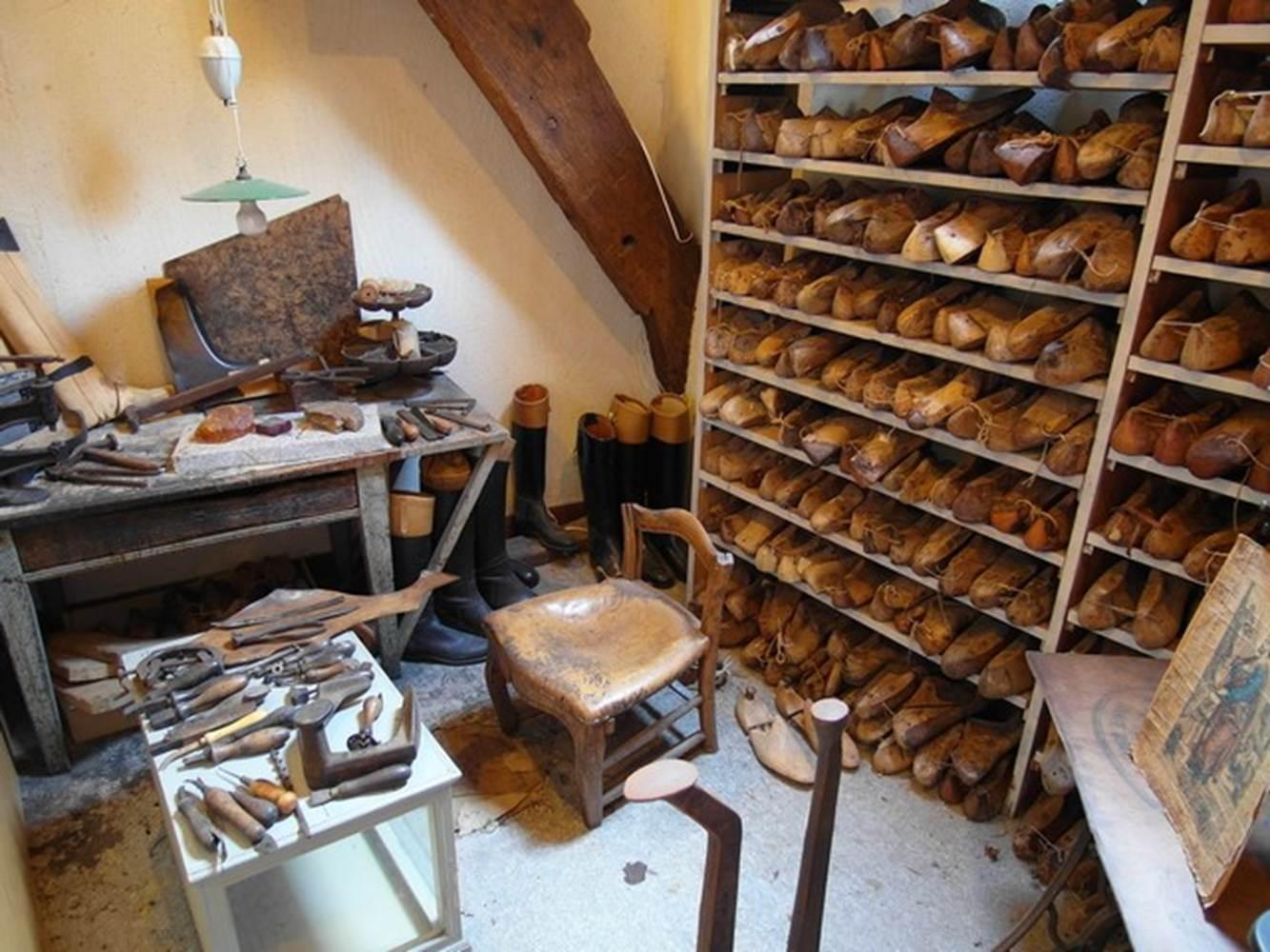 Musée de la Vilaine Maritime La Roche Bernard Morbihan Bretagne Sud © Association des Amis du Musée