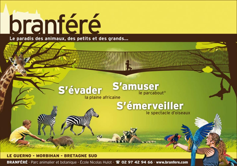 TY FOUKENN Parc branféré insolite location-morbihan-sud.com 0602362422 ©