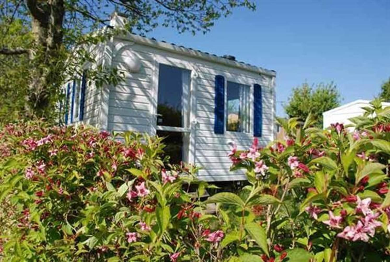 Mobil-Home PENERF pour 2 personnes - Camping LA BLANCHE HERMINE © Camping La Blanche Hermine