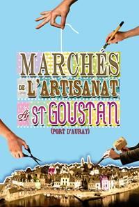 Marché de l'artisanat à Auray - Dimanche 9 août