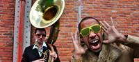Panique au Bois Béton - Concert Hip Hop Funck - Asphodèle