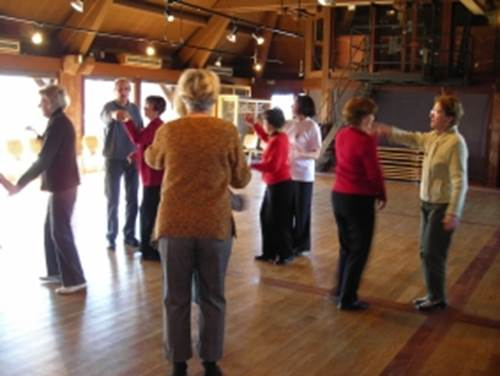 Initiation Danses Bretonnes