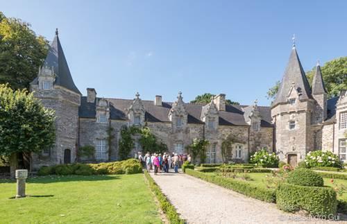 Parc du Château de Rochefort-en-Terre