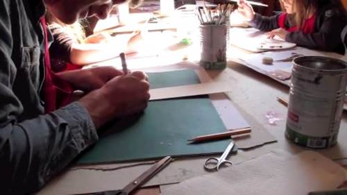 NOUVEAU: L'atelier d'écriture