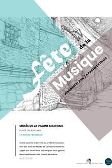 Fête de la Musique avec le musée