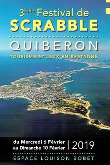 3è festival international de scrabble de Quiberon