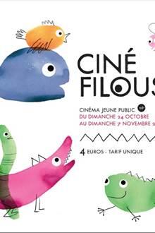 Cinéfilous 2021 au Cinéma Iris