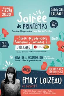 Concert d'Emily Loizeau