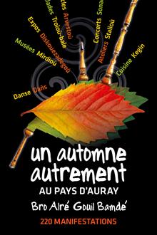 Un automne autrement au Pays d'Auray - 15e edition