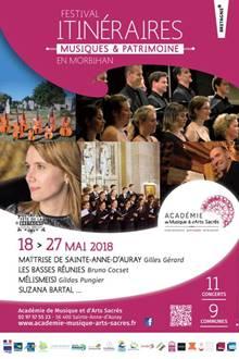 Festival Itinéraires 2018 - Gastronomie et musique traditionnelle