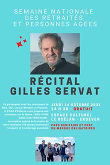 Concert de Gilles Servat