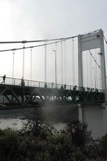 Défi des ponts du Morbihan