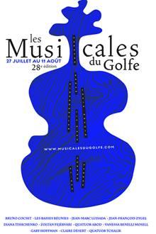 Les Musicales du Golfe : Jean-François Zygel
