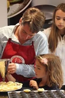 Atelier culinaire « pilote junior »