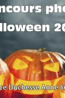 Concours photo Halloween 2020