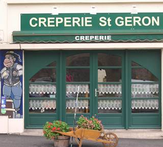 Crêperie Saint-Géron