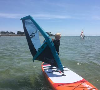 Saint Co windsurf