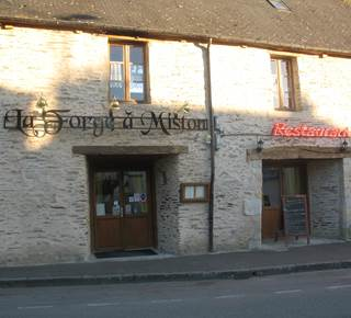 Restaurant La Forge à Miston