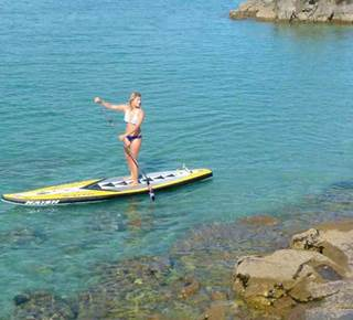 Stand Up Paddle en pays d'Auray