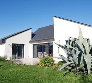 Plouhinec - maison 3 pièces - 80 m² - Wifi