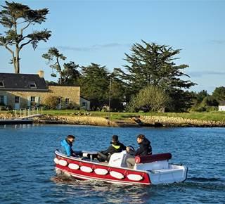 E-SEA - Location de bateaux électriques