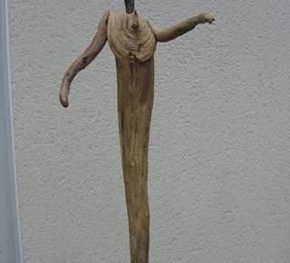 L'Oiseau de Passage - Pascal BERTRAND, Sculpteur