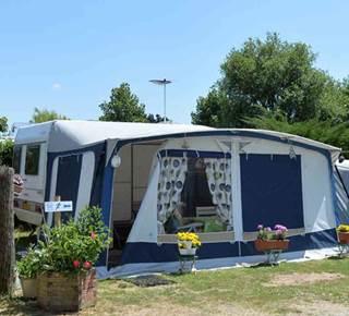 Camping Lann-Brick
