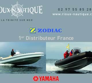 Rioux Nautique - location bateaux à moteur