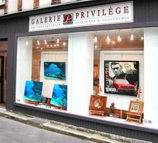 Galerie Privilège