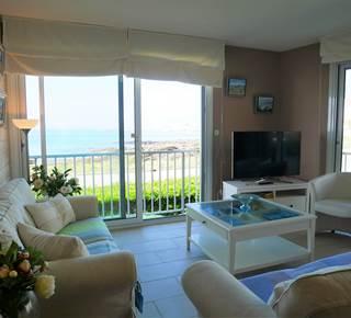 Quiberon - appartement 4 pièces - 75 m² - vue mer