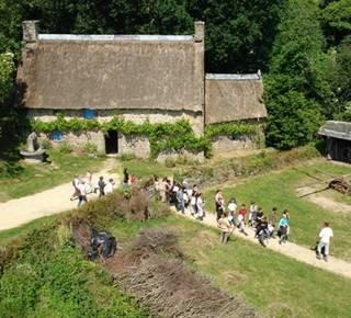 Ecomusée de Saint-Dégan