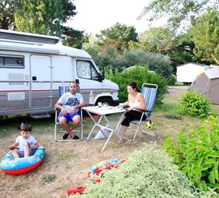 Camping Belle Plage