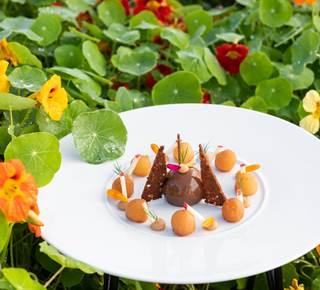 Restaurant Les Jardins Sauvages