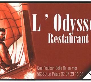 Restaurant L'Odyssée