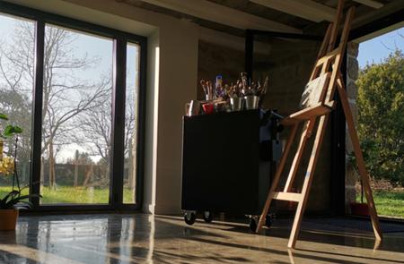 Les Peintureux - Ateliers d'art