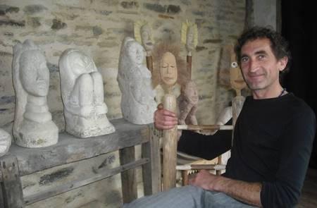 Espace Zen, atelier de Sculpture