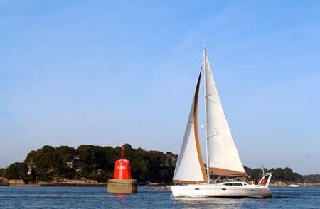 Location de voiliers avec skipper Connecti-sail.com